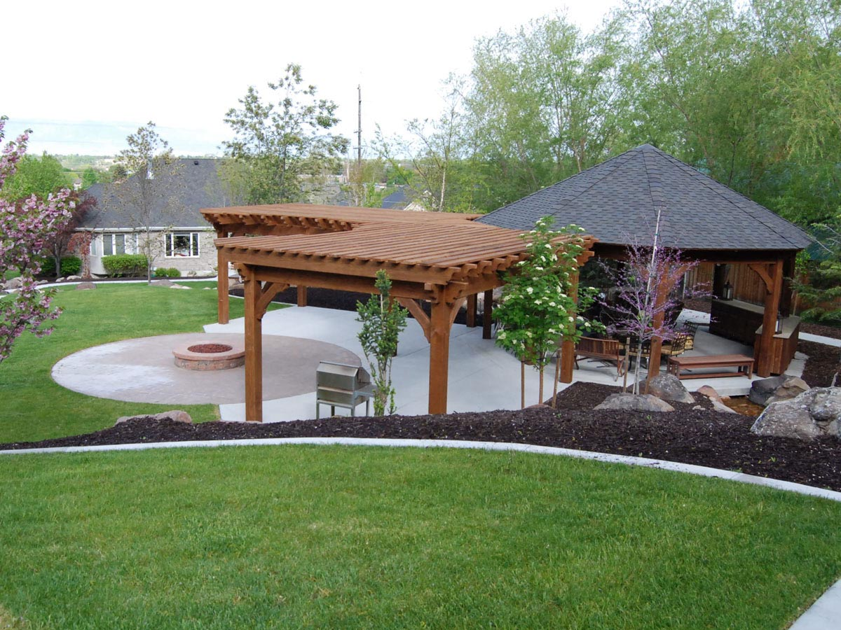 Fire Pit Swing Set Plans