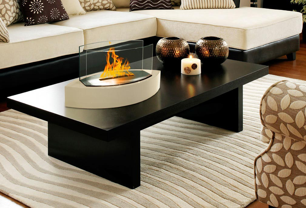 Fire Pit Table Indoor Fire Pit Design Ideas