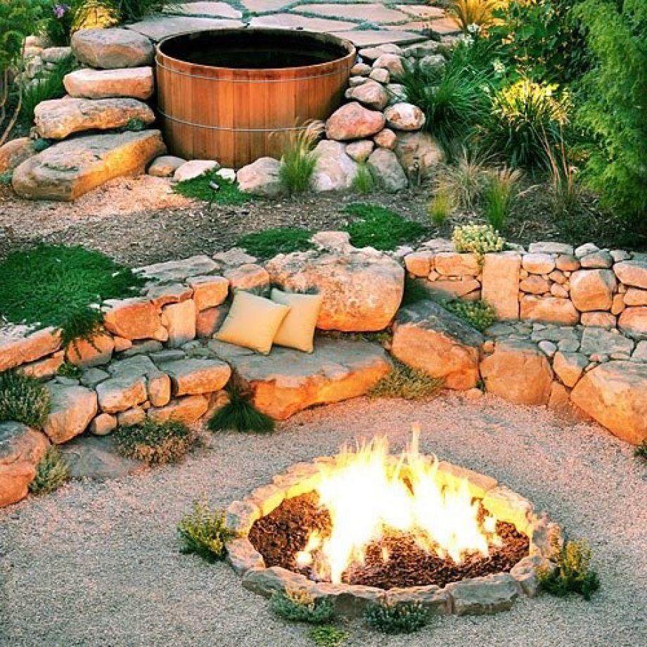 Fireproof Blocks for Fire Pit