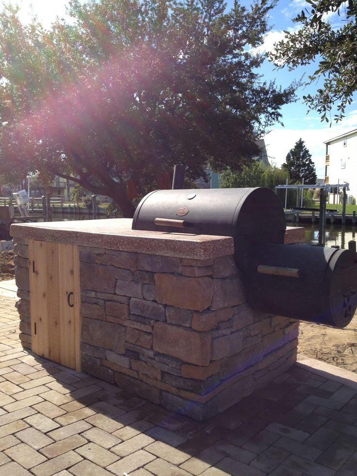 Free Brick BBQ Smoker Plans