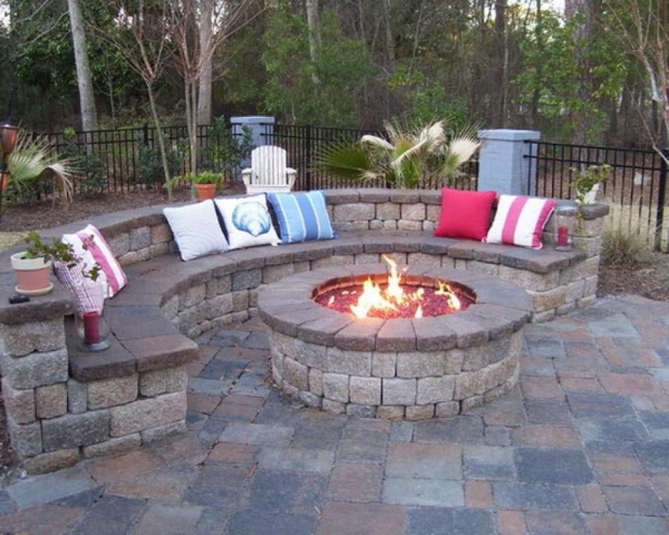 Gas Fire Pit Plans