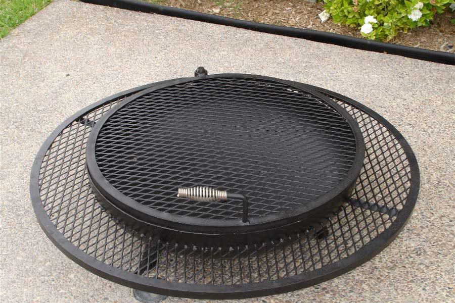 Grill Grate For Fire Pit Fire Pit Design Ideas