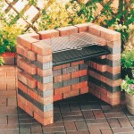 Grill Set for Brick BBQ