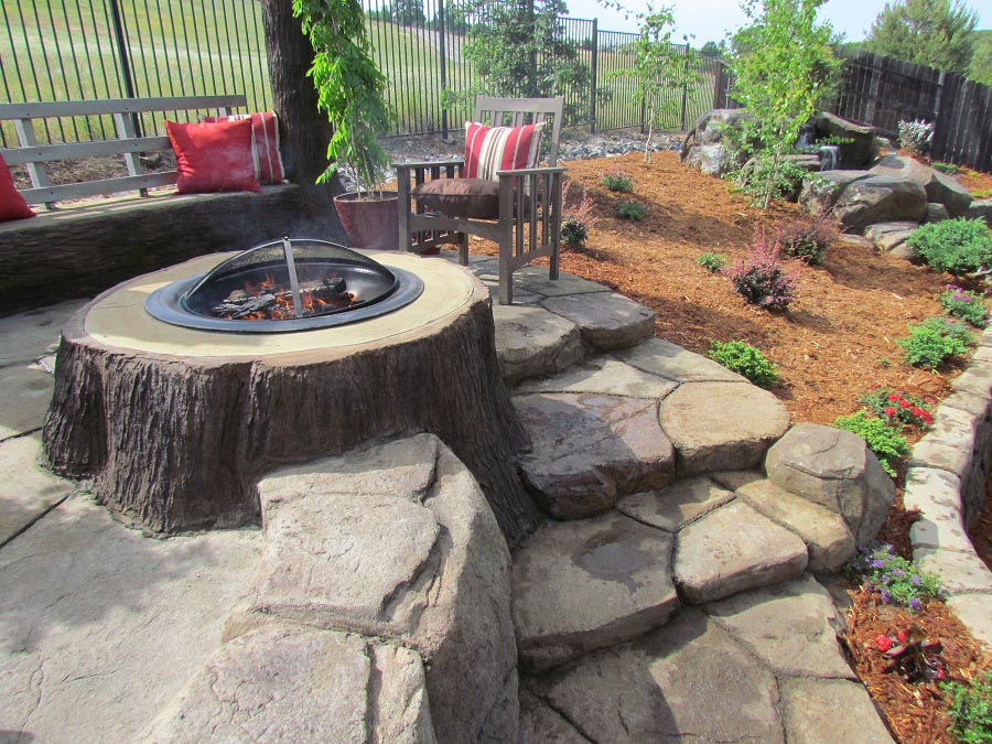 Homemade Fire Pit Ideas