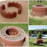 Homemade Fire Pit Ring