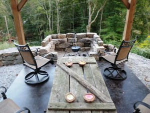 Homemade Fire Pits Outdoor