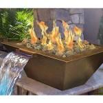 Homemade Gas Fire Pit