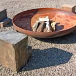 Homemade Metal Fire Pits