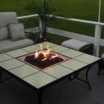 Homemade Propane Fire Pit Burner