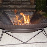 Homemade Steel Fire Pit