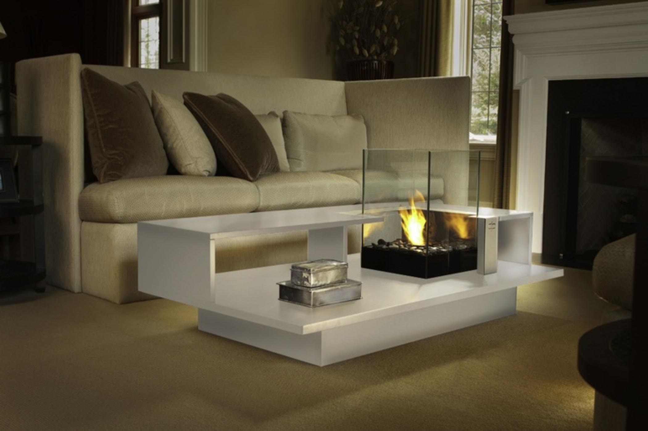 Indoor Fire Pit Table | Fire Pit Design Ideas