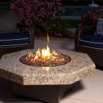 Indoor Glass Fire Pit