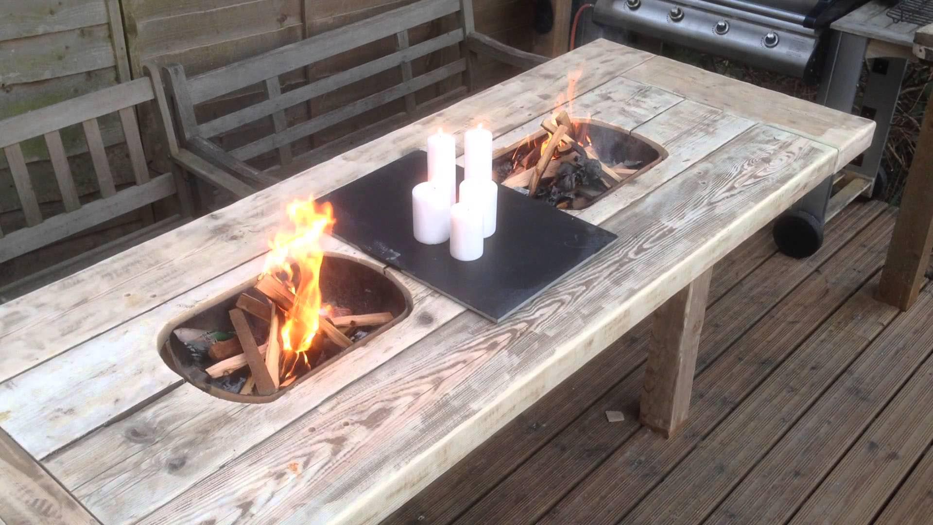 korean bbq table diy fire pit design ideas