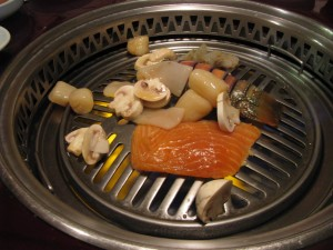 Korean BBQ Table Top Grill