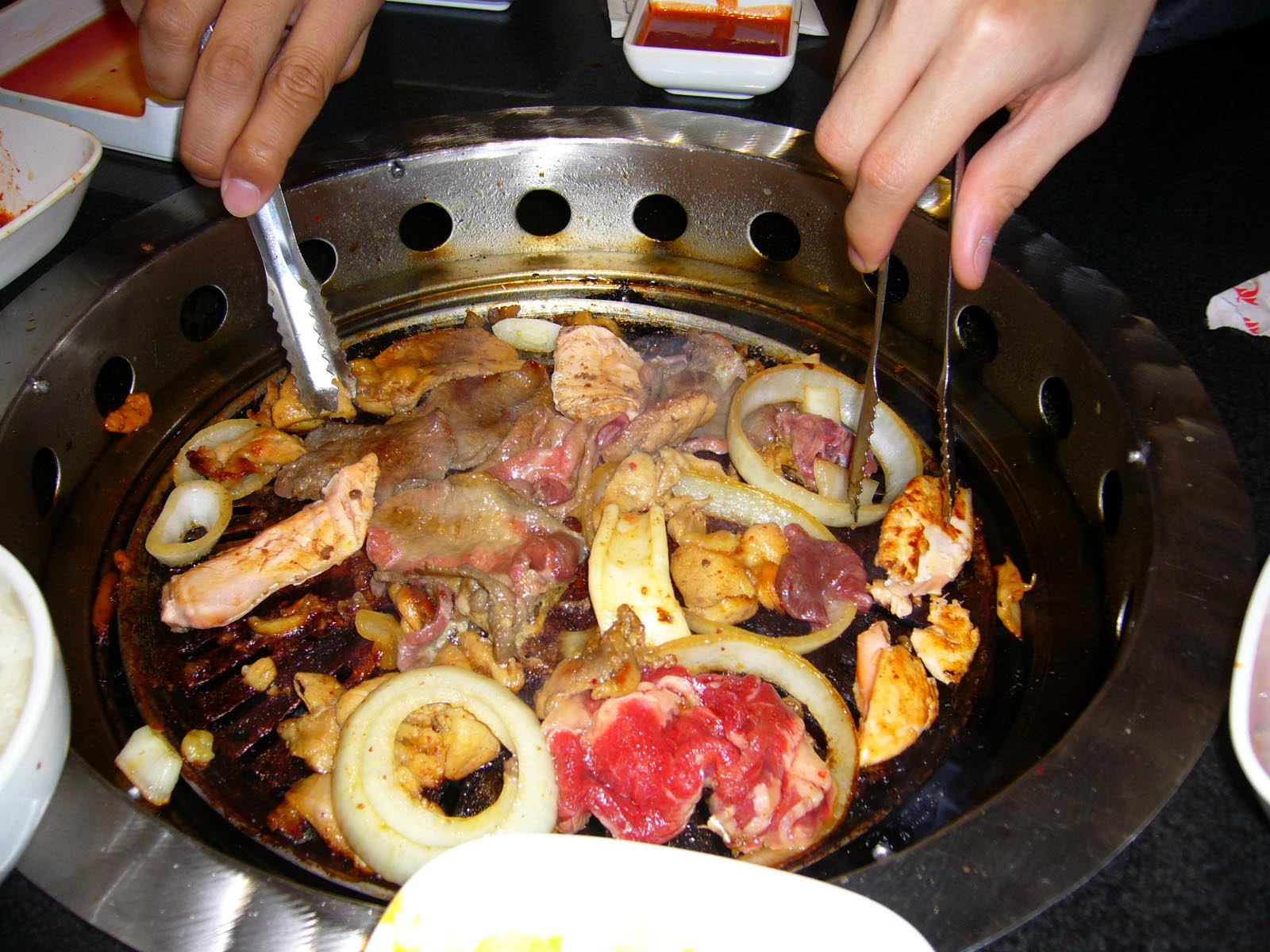 Korean Table Grill BBQ