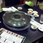 Korean Table Top BBQ