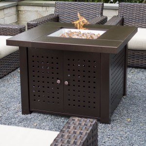 Leveling Pad for Fire Pit