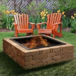 Menards Fire Pit Plans