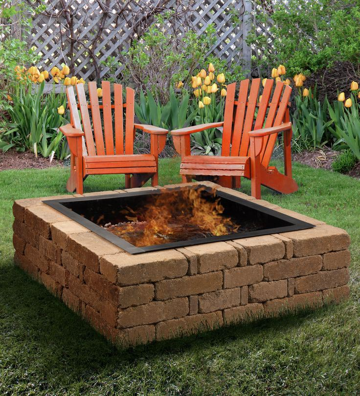 Fire Pit Plans Few Easy Steps To Build A Fireplace Fire Pit Design Ideas