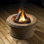 Mini Gas Fire Pit