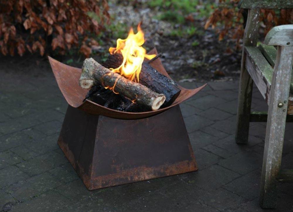 Mini Logs for Fire Pit