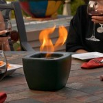 Mini Tabletop Fire Pit