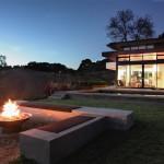 Modern Fire Pit Bowl