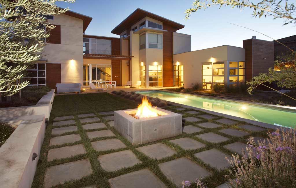 Modern fire pit designs fire pit design ideas for Modern fire pit ideas