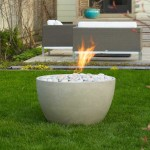 Modern Fire Pit Outdoor