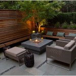 Modern Outdoor Fire Pits