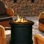 Modern Wood Burning Fire Pits