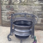 Old Tractor Rims Fire Pit
