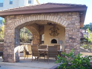 Outdoor BBQ Brick Plans