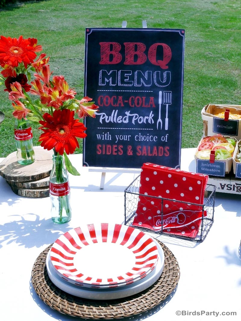 Outdoor Bbq Party Decorations Fire Pit Design Ideas