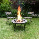 Outdoor Ceramic Fire Pits