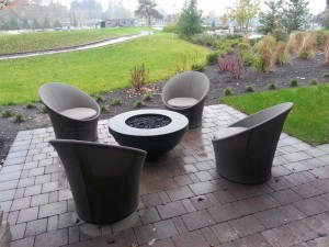 Outdoor Gas Fire Pit Accessories