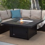 Outdoor Propane Fire Pit Accessories