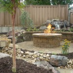 Paver Patio Fire Pit