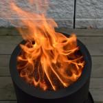 Pellet Fire Pit Plans