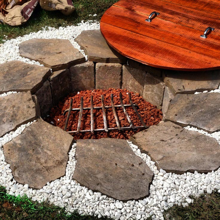 Pictures Of Homemade Fire Pits Pit Design Ideas