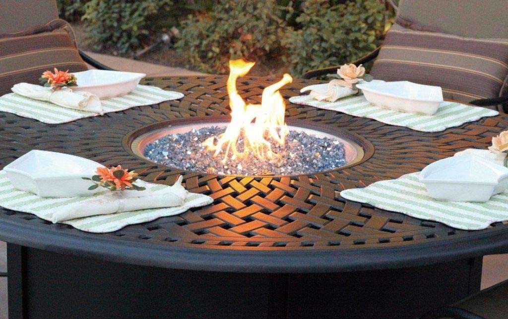 Propane Fire Pit Accessories