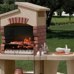 Red Brick BBQ Plans
