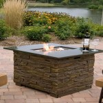Square Outdoor Fire Pit