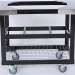 Stainless Steel BBQ Side Table