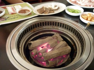 Table Grills for Korean BBQ