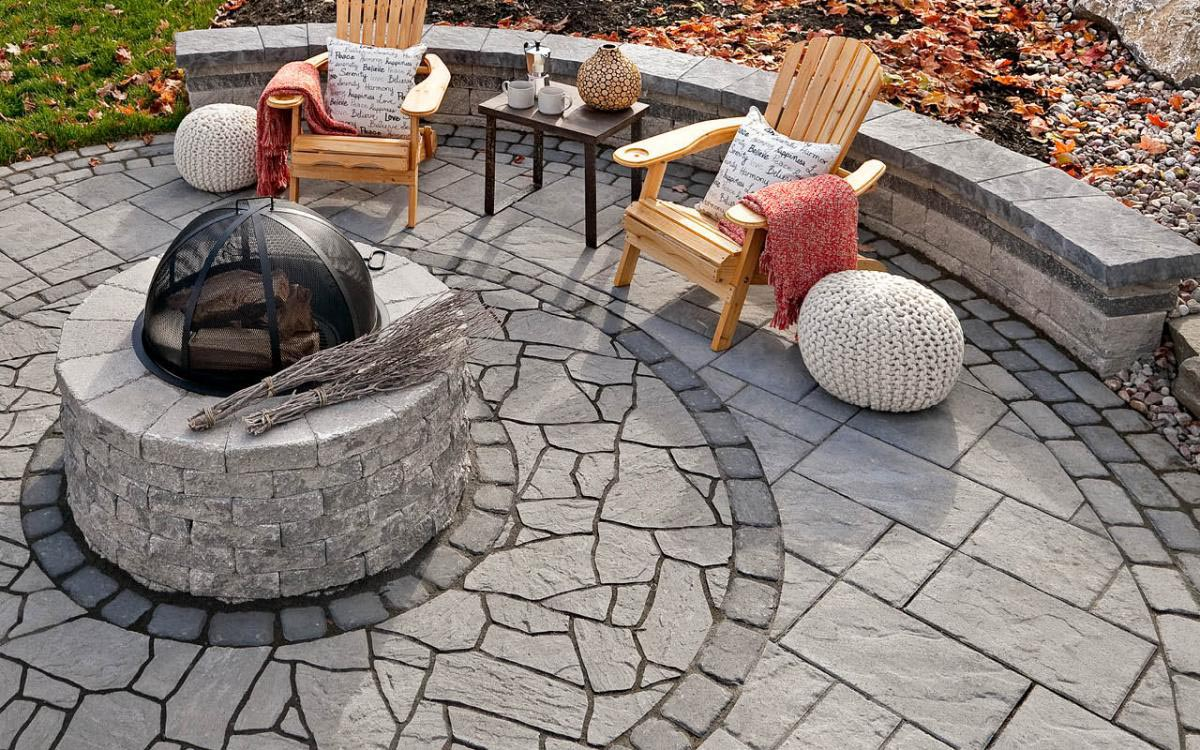 Techo Bloc Fire Pit Accessories
