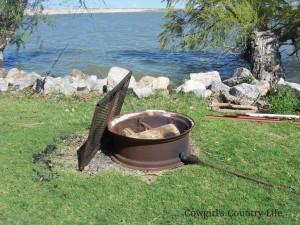Tractor Rim Fire Pit Designs