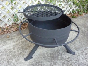 Tractor Tire Rims for Fire Pits