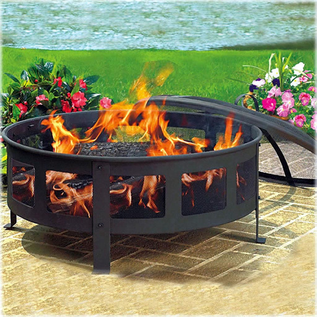 Unique Arts 30 Copper Fire Pit Fire Pit Design Ideas