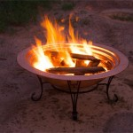 Unique Arts Copper Fire Pit